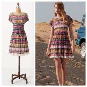Anthropologie Weston Wear Caraz Dress